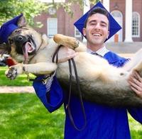 Enfin diplômé !