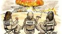 Trois religions qui prônent la paix