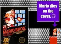 Pochette Super Mario Bros