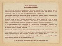 Histoire d'Ecouille