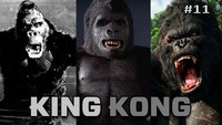 """Les effets spéciaux de """"King Kong"""" (version 1933 / 1976 / 2005) La boite à FX"""