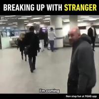 Quand tu confonds ton ex avec une inconnue