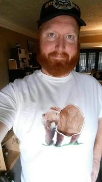 T-shirt au poil