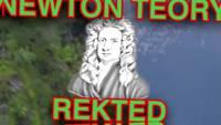 Les lois MLG du mouvement de Newton