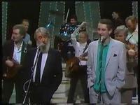 Parce quà Saint Paddy's, c'est la musique et les voeux...