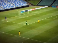 Goalkeeper scores most hilarious own goal ever