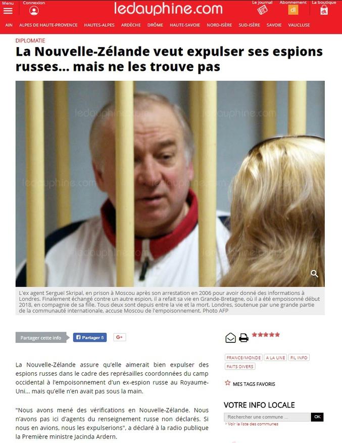 http://www.ledauphine.com/france-monde/2018/03/27/la-nouvelle-zelande-veut-expulser-ses-espions-russes-mais-ne-les-trouve-pas