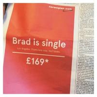 Brad est célibataire
