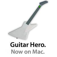 Guitar Hero sur Mac