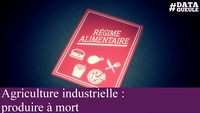 data gueule : agriculture industrielle