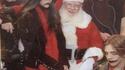 Le père Noël et ses elfes