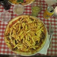 Repas pour le match Belgique/Italie.