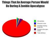 Attaque de zombies: les stats