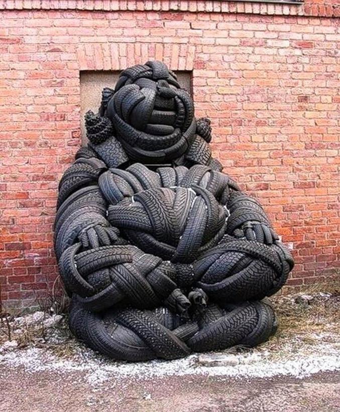 Il s'en faut de pneu...