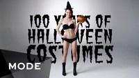 Coup de rétro sur 100 ans de costumes d'Halloween