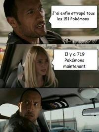 719 Pokémons
