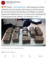 Sympa le père Noël en Seine et Marne !