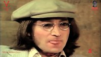 JOHN LENNON FLICKERING TONGUE 1975!