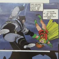 N'oublie pas ton batgant Robin!
