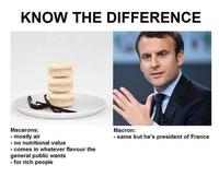 Macron expliqué aux restes du monde