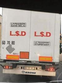 Oh le beau camion !