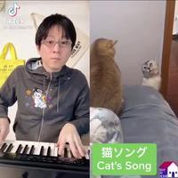 «Je suis un deglingo» avec hirokisan au piano.