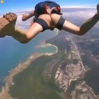 Comment se diriger en chute libre