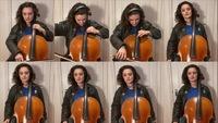 K2000 pour 8 violoncelles