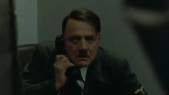 Hitler rencontre mc