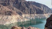 Californie : les réserves d'eau sont au plus bas