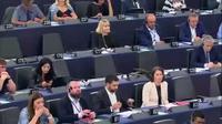 Intervention de Martin Sonneborn au Parlement Européen