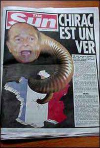 Chirac est un LOMBRIK