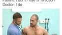 Un médecin touchant