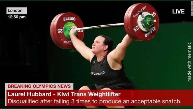 JO : l'haltérophile transgenre Laurel Hubbard annonce sa retraite sportive  A 43 ans, l'athlète néo-zélandaise a décidé d'arrêter la compétition après son échec à Tokyo. L'athlète n'a cependant pas pu soulever la moindre barre lors de la compétition des plus de 87 kilos. Elle a débuté son concours avec une barre à 120 kilos, puis une deuxième et une troisième à 125 kilos, sans réussir aucune de ces tentatives.  L'haltérophile néo-zélandaise Laurel Hubbard, qui a écrit lundi à Tokyo une page d'histoire en devenant la première sportive transgenre à participer à des Jeux olympiques, a annoncé mercredi qu'elle prenait sa retraite sportive. «L'âge m'a rattrapée. En fait, pour être honnête, il m'a probablement rattrapée il y a quelque temps déjà», a déclaré Hubbard, qui, à 43 ans, a plus de 20 ans de plus que la plupart de ses rivales.  «Le fait que je sois toujours en compétition est probablement dû, entre autres, à une quantité astronomique d'anti-inflammatoires, et il est sans doute temps pour moi de raccrocher et de me consacrer à d'autres choses dans ma vie», a expliqué la Néo-Zélandaise.   Née homme, Hubbard avait pris part à des compétitions dans les catégories masculines avant d'entamer un processus de transition pour devenir une femme vers 30 ans. L'haltérophile a tenu à remercier le CIO pour le rôle de pionnier qu'il a joué en lui permettant de participer aux Jeux.  «Je ne suis pas sûre de pouvoir me poser en tant que modèle et inspiration (pour les autres), mais j'espère que ma présence et mon existence peuvent constituer une forme d'encouragement», a-t-elle expliqué à la presse.  La présence de Hubbard, qui pour être sélectionnée avait satisfait aux critères du Comité international olympique (CIO) concernant les sportifs transgenres, a provoqué un débat sur des questions de bioéthique, de droits humains, de science, d'équité et d'identité dans le sport.  Ses supporters estiment que sa qualification pour les JO représente une victoire pour l'inclusivité et les 