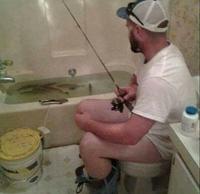 On ne l'empêche pas de pêcher
