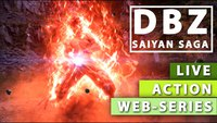 DragonBall Z Saiyan Saga: Webseries