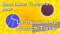 Le théorème de Banach-Tarski