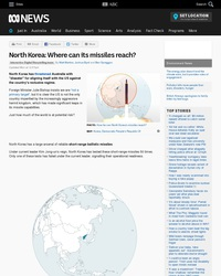 Corée du Nord : Jusqu'à où leurs missiles peuvent aller ?