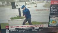 Kan l'ouragan fait rage