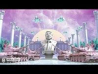 Spot de campagne du président du monde