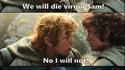 Nous allons mourir vierges, Sam