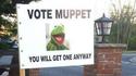 Votez marionnette !