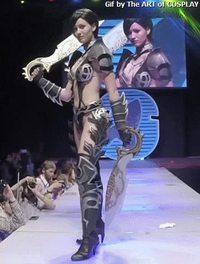Mylo s'intéresse au cosplay