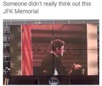 En mémoire à JFK