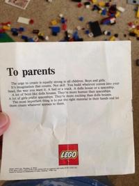 Lego, 40 ans d'avance