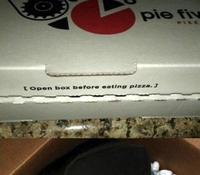 Ouvrir avant