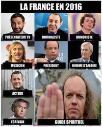 La France en 2016