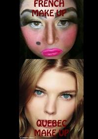 Le maquillage des françaises