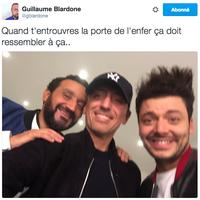 Selfie de Cerbère