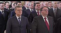 Vladimir Vladimirovitch Poutine speach